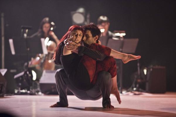 Annie Gagnon and David Rancourt