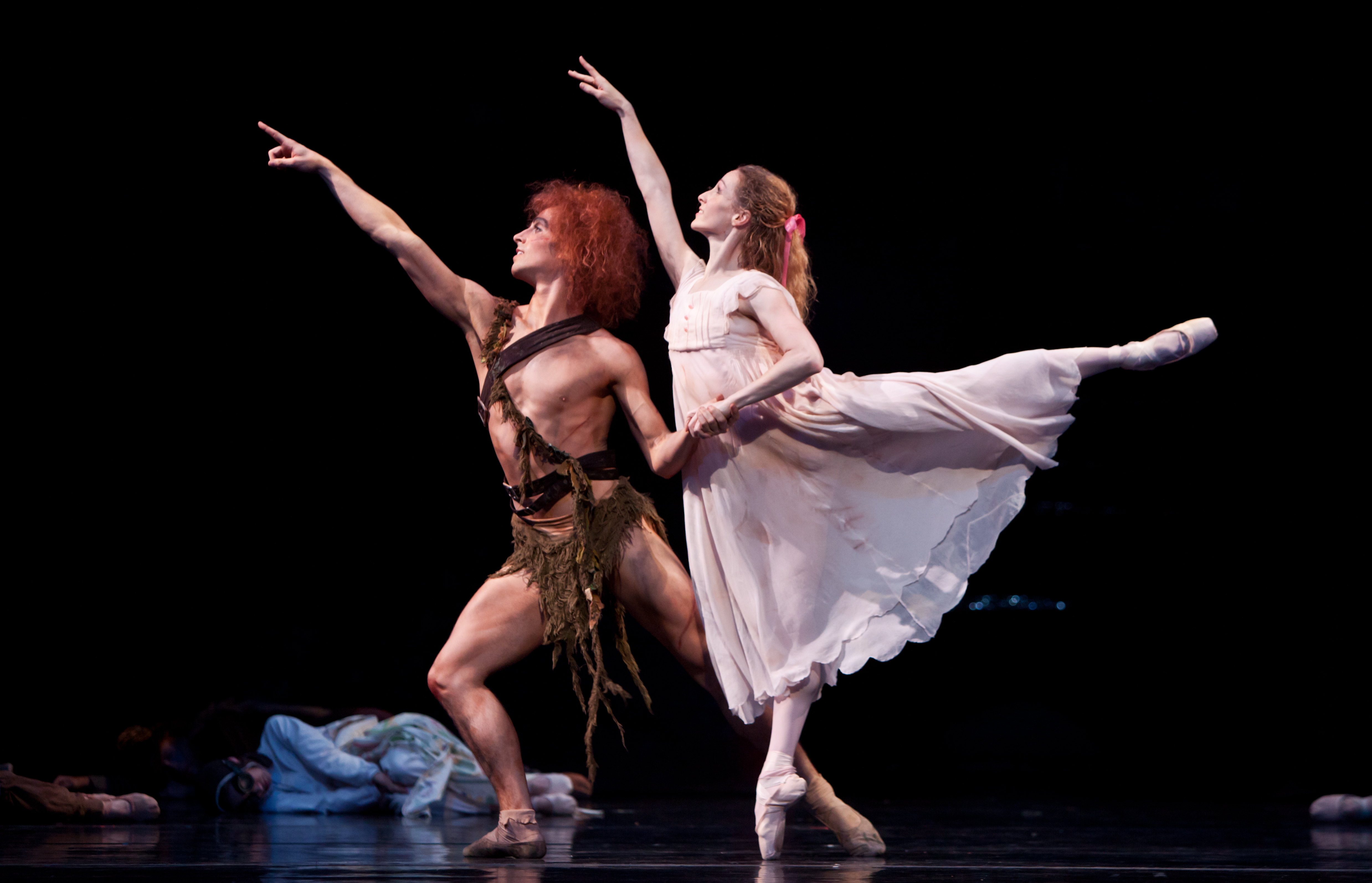 BWW Reviews: Houston Ballet's PETER PAN is a Whimsical Good Time