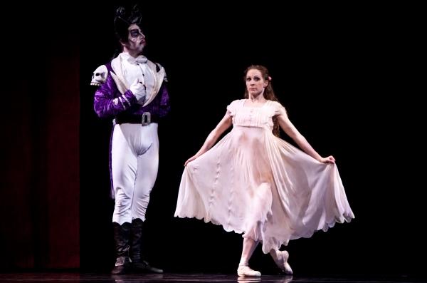 Ballet: PETER PAN. Choreographer: Trey McIntyre. Dancer(s): Sara Webb and James Gotesky.