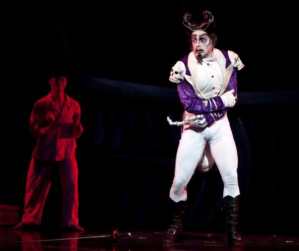 Ballet: PETER PAN. Choreographer: Trey McIntyre. Dancer(s): James Gotesky and Derek Dunn.