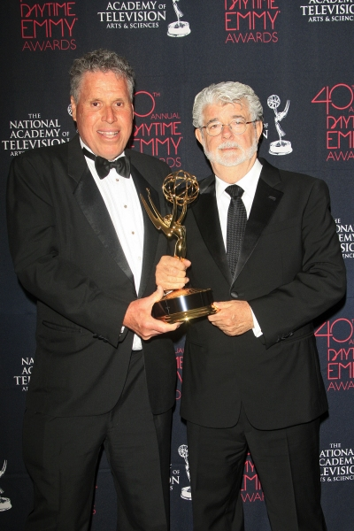 Malachy Wienges, George Lucas