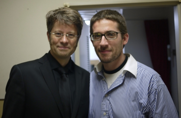 Fred Lassen, Daniel Kutner Photo