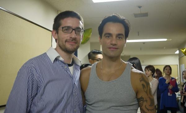 Daniel Kutner, Ramin Karimloo