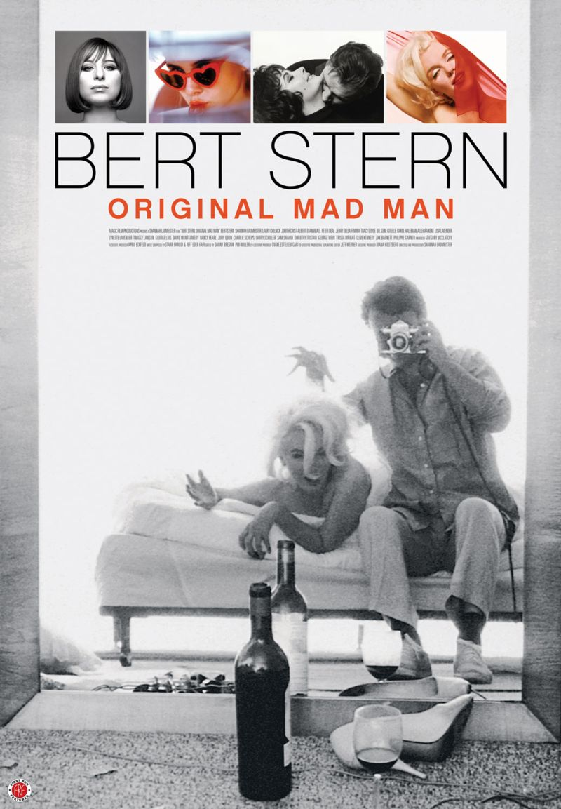 Documentaries HERMAN'S HOUSE, BERT STERN and BIDDER 70 Coming to DVD This July