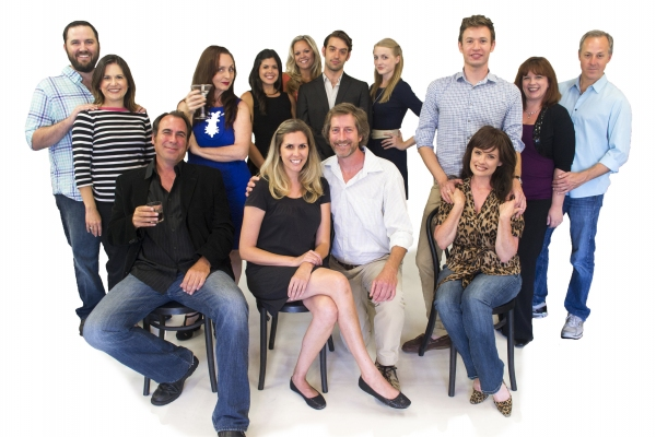 Photo Flash: Meet the Cast of Cygnet Theatre's COMPANY!