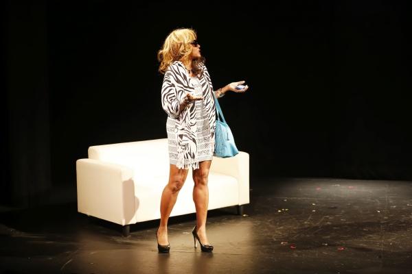 Tonya Pinkins (Muriel) in Jerrod Bogard''s SUPERNOVA IN RESEDA