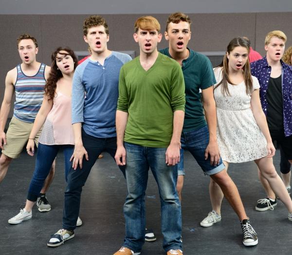 Photo Flash: Meet the Cast of SPRING AWAKENING, Opening Gloucester Stage's 2013 Season