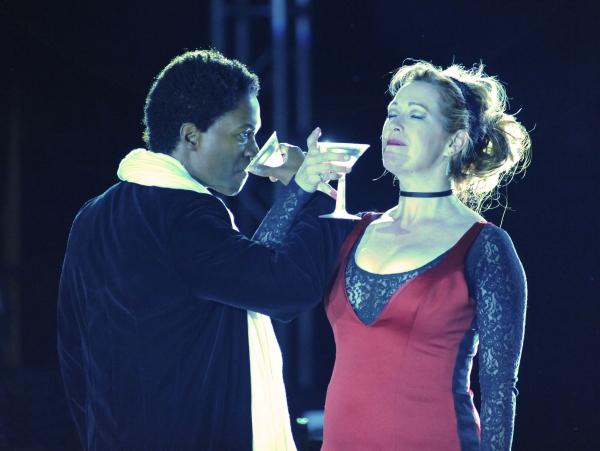 Photo Flash: First Look at Long Beach Opera's MACBETH