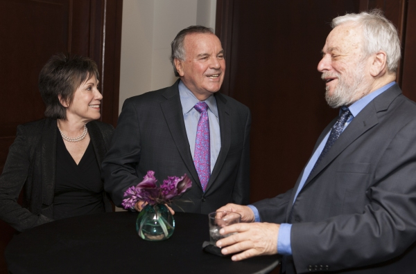 Barbara Gaines, Richard M. Daley, Stephen Sondheim