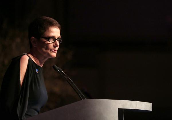 Executive Director of AEA Mary McColl