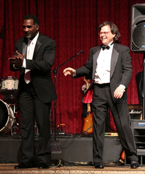 Norm Lewis; Brad Ross