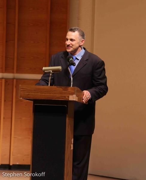 Carl Siciliano, Executive Director