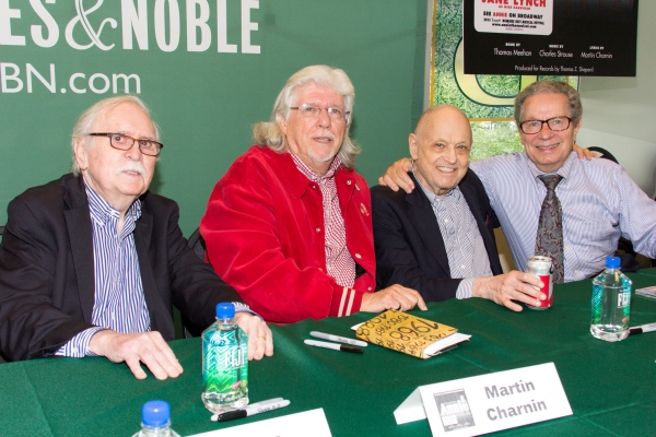 Thomas Meehan, Martin Charnin, Charles Strouse, Thomas Z. Shepard
