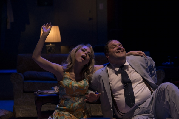 Photo Flash: First Look at Jordan Gelber, Jennifer Cody and More in Hangar Theatre's LAST OF THE RED HOT LOVERS