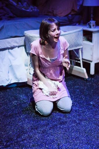 Hillary Clemens as Mari  Photo