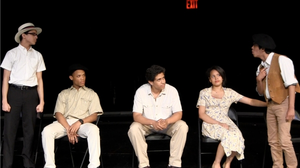 Intense focus drove Theatre Arts Production Company High School''s performers to excel.
