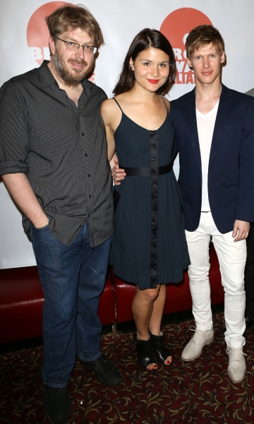 Dave Malloy; Phillipa Soo; Lucas Steele