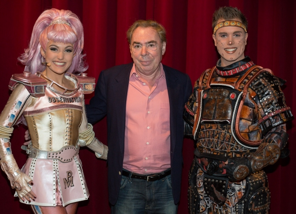 Photo Flash: STARLIGHT EXPRESS Celebrates 25th Anniversary in Germany
