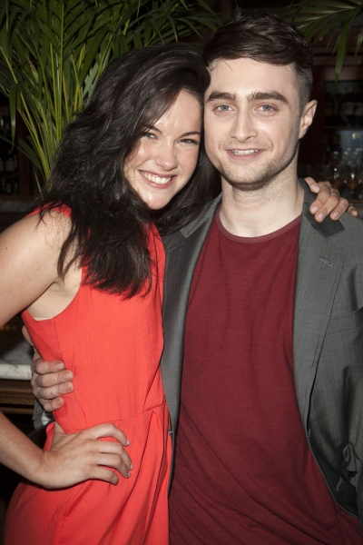 Sarah Greene (Helen McCormick) and Daniel Radcliffe (Billy)