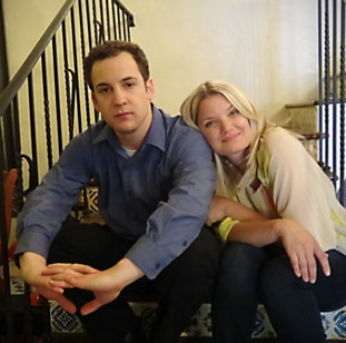 Ben Savage and Mary Catherine Garrison