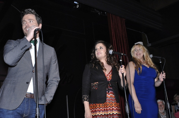 Michael Hughes, Callandra Dendias and Kritty Uranowski