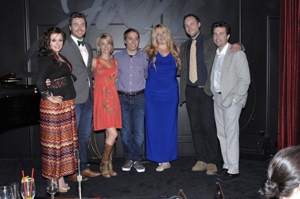 Callandra Dendias, Michael Hughes, Lindsey Frazier, Joel Cumber, Kritty Uranowski, Jo Photo