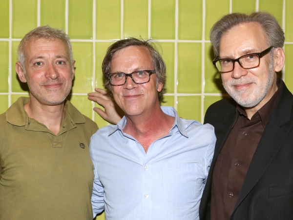 Todd Haynes visits Composers Scott Frankel and Michael Koriethe