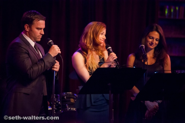 Photo Flash: Teal Wicks and More Join FRANK & FRIENDS at Birdland