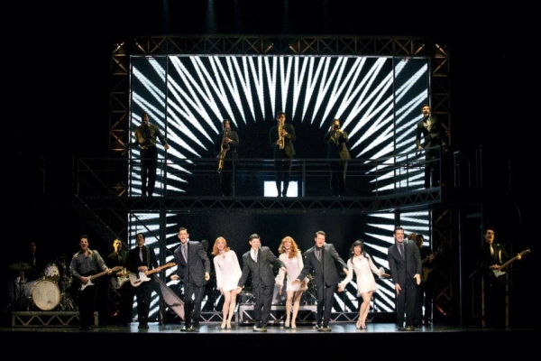Photo Flash: First Look at Nick Cosgrove, Nicolas Dromard and More in JERSEY BOYS - All New Production Shots!