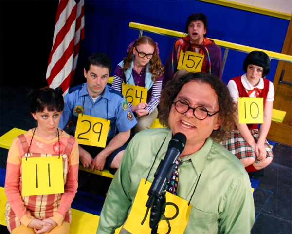 Whitney Claire Kaufman, Taylor Winfield Babcock, Lilli Babb, Tad Alan Murroughs, Alli Photo