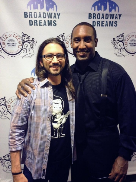 Andrew Palermo and Quentin Earl Darrington