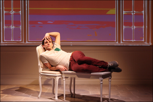 Review - Michael Urie Charms in 'Buyer and Cellar'