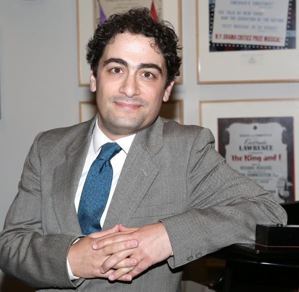 2013 Kleban Prize winner Daniel Mate