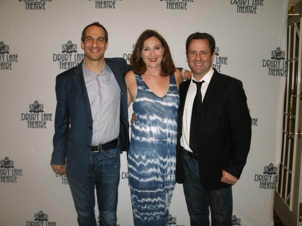 Daniel Cantor, Nora Dunn, Stef Tovar