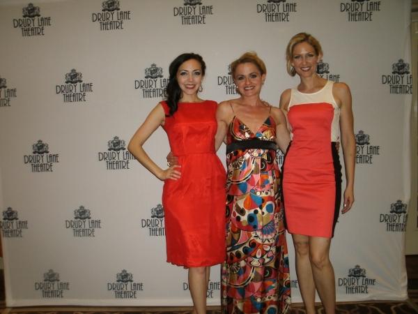 Dina DiCostanzo, Kara Zediker, Katherine Keberlein Photo