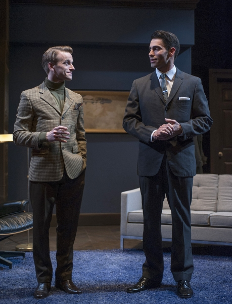 Patrick Andrews and John Francisco
