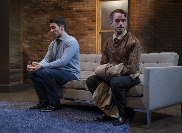 John Francisco and Patrick Andrews