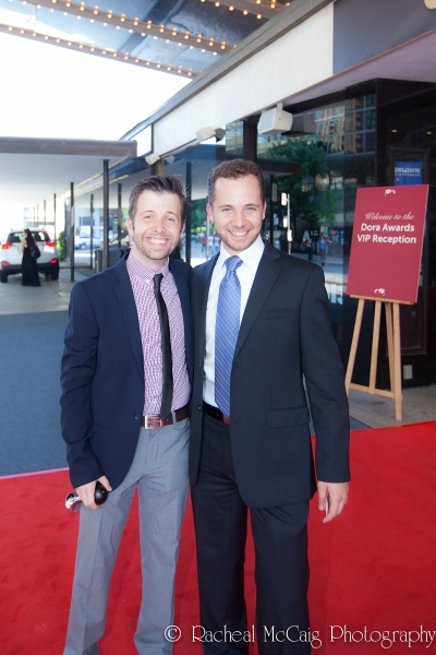 Colin Doyle and Mitchell Marcus