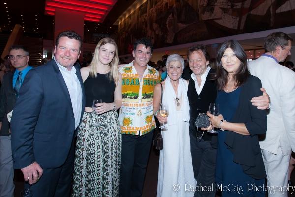 Jim Roe, Daughter, Joe Matheson, Louise Pitre