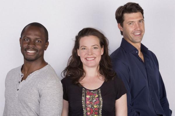 Photo Flash: Sneak Peek at Danielle Skraastad, Gbenga Akinnagbe and More in Old Globe's THE RAINMAKER