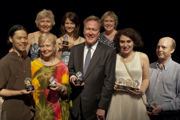 Pictured from AB*IE AWARDS:
