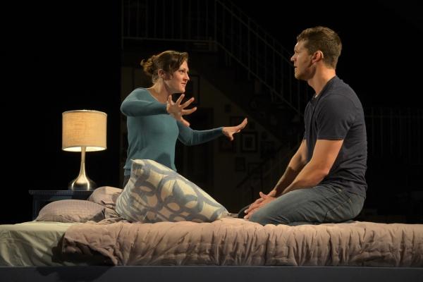 Meghan O'Neill as Sylvia and Russell Harvard as Billy