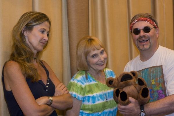 Jeannie Gedeon, Maris Kastan, Ray Palen