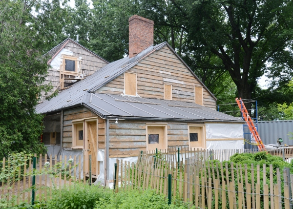 Photo Flash: NYC Parks and Historic House Trust Break Ground on Bowne House Restoration