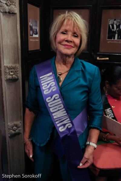 Miss Subway Peggy Byrne
