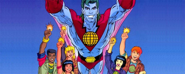 Sony Developing CAPTAIN PLANET Film