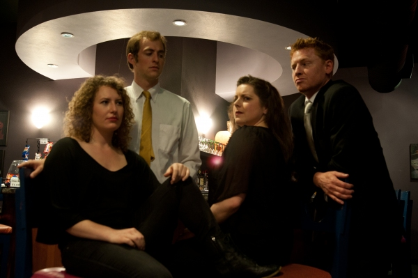 Erica Fox, Casey Andree, Haley Johnson and Eric Mather