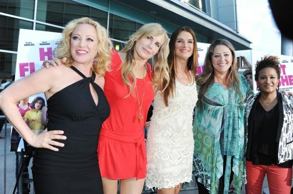 Virginal Madson, Daryl Hannah, Brooke Shields, Camyrn Manheim, Wanda Sykes