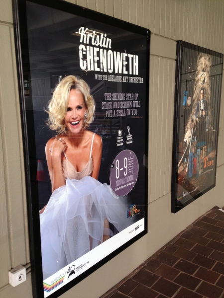 BWW Exclusive: Kristin Chenoweth's 2013 Sold-Out Australian Tour Scrapbook!