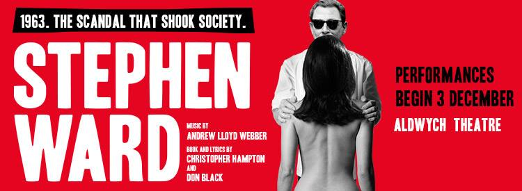 First Trailer, Promo Images For Lloyd Webber's STEPHEN WARD